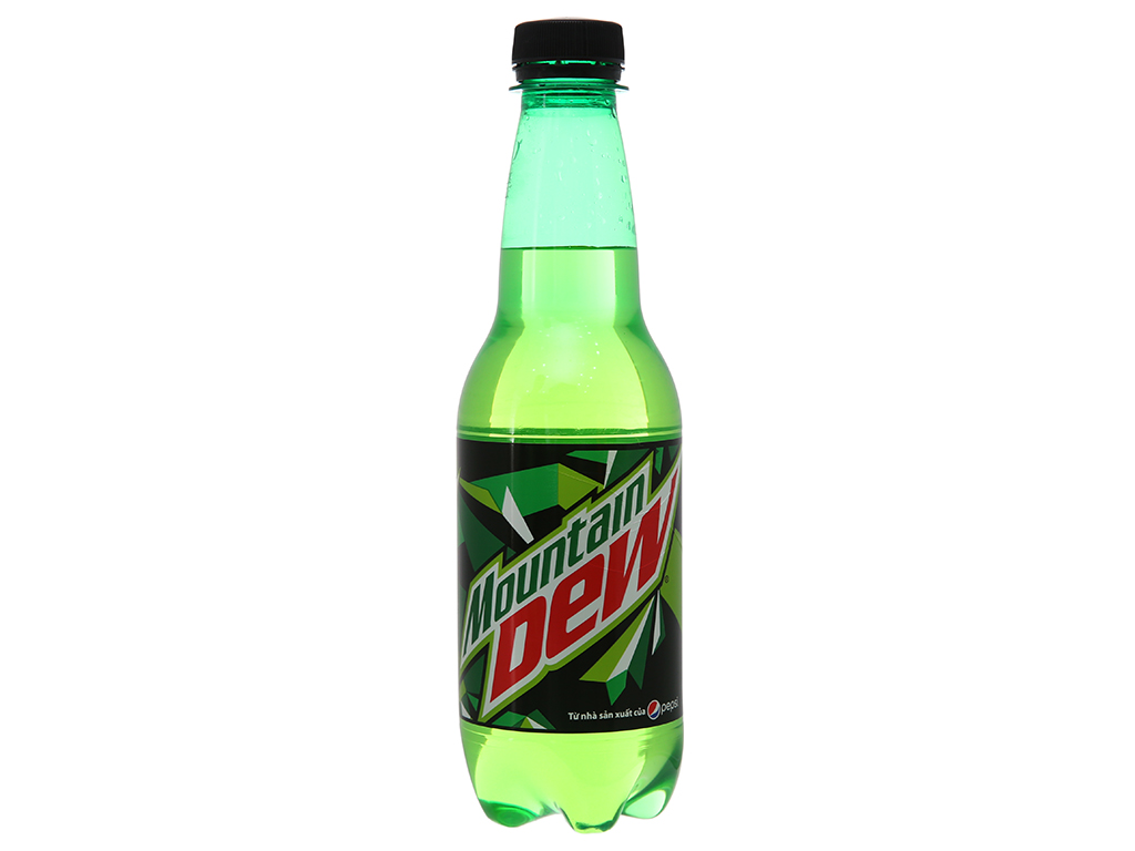 Nước ngọt Mountain Dew 390ml 2