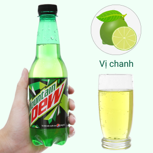 Nước ngọt Mountain Dew 390ml