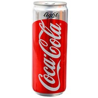 Nước ngọt Coca Cola Light lon 330ml
