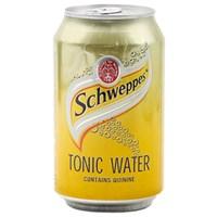 Nước ngọt Schweppes Tonic lon 330ml