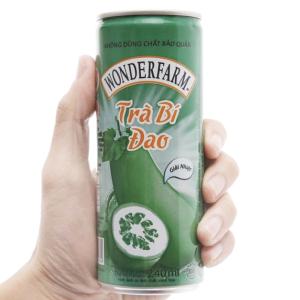 Trà bí đao Wonderfarm 240ml