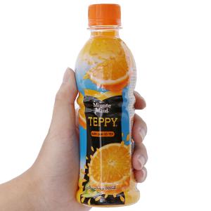 Nước cam có tép Teppy 327ml