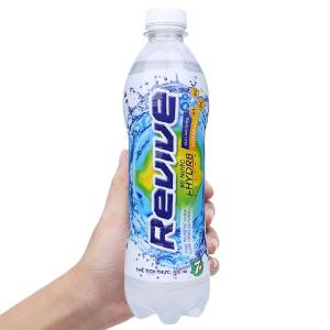 Nước uống Isotonic Revive muối khoáng 500ml