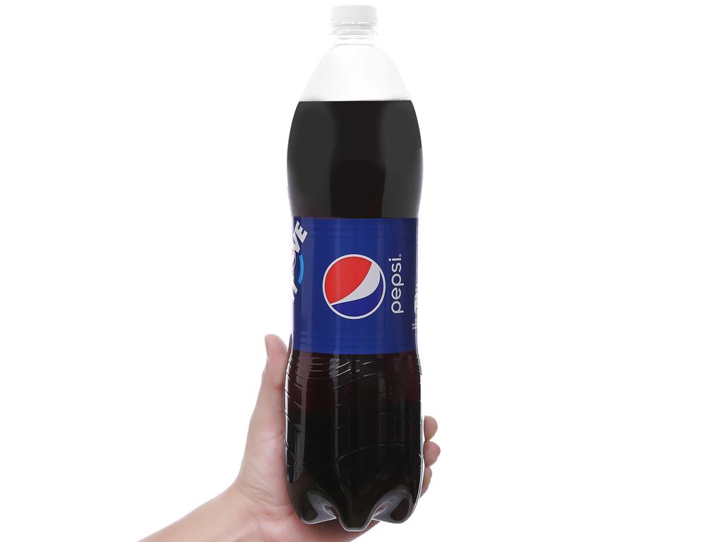 Thùng 12 chai nước ngọt Pepsi Cola 1.5 lít 5