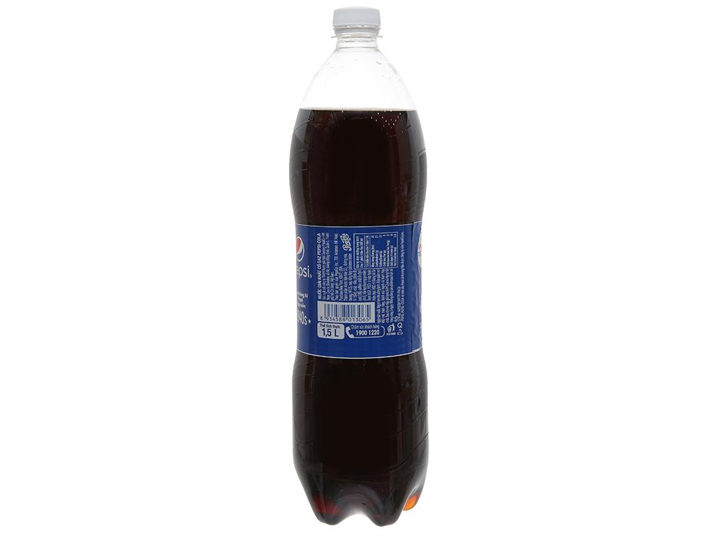 Thùng 12 chai nước ngọt Pepsi Cola 1.5 lít 3