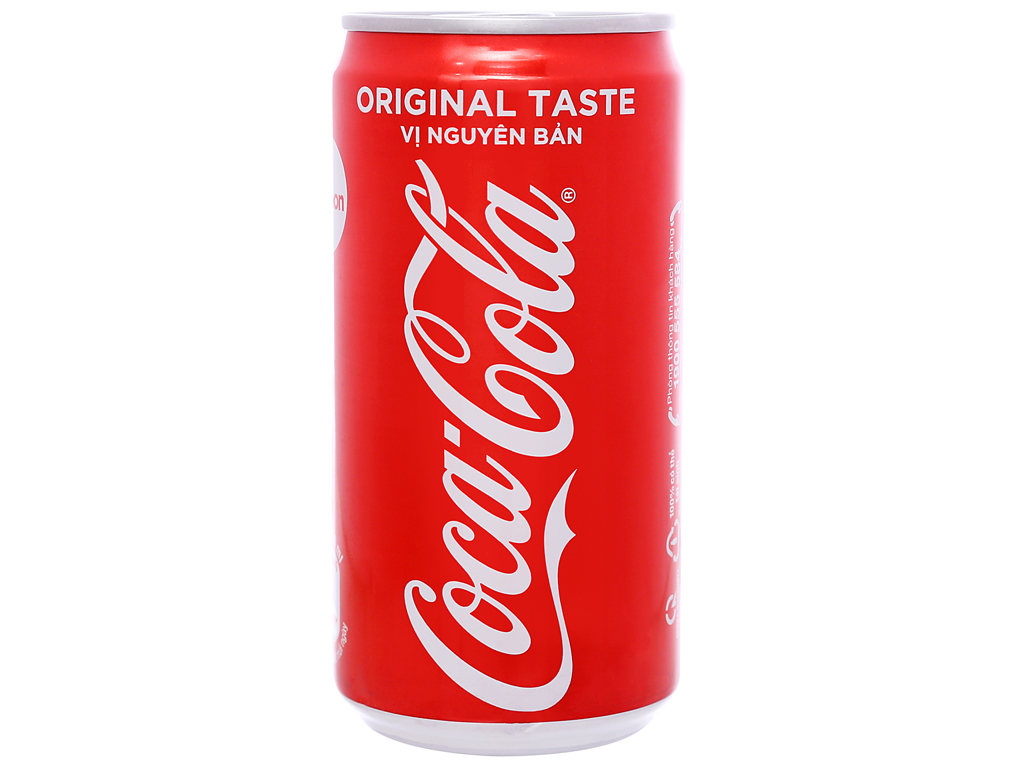 Nước ngọt Coca Cola 250ml 8