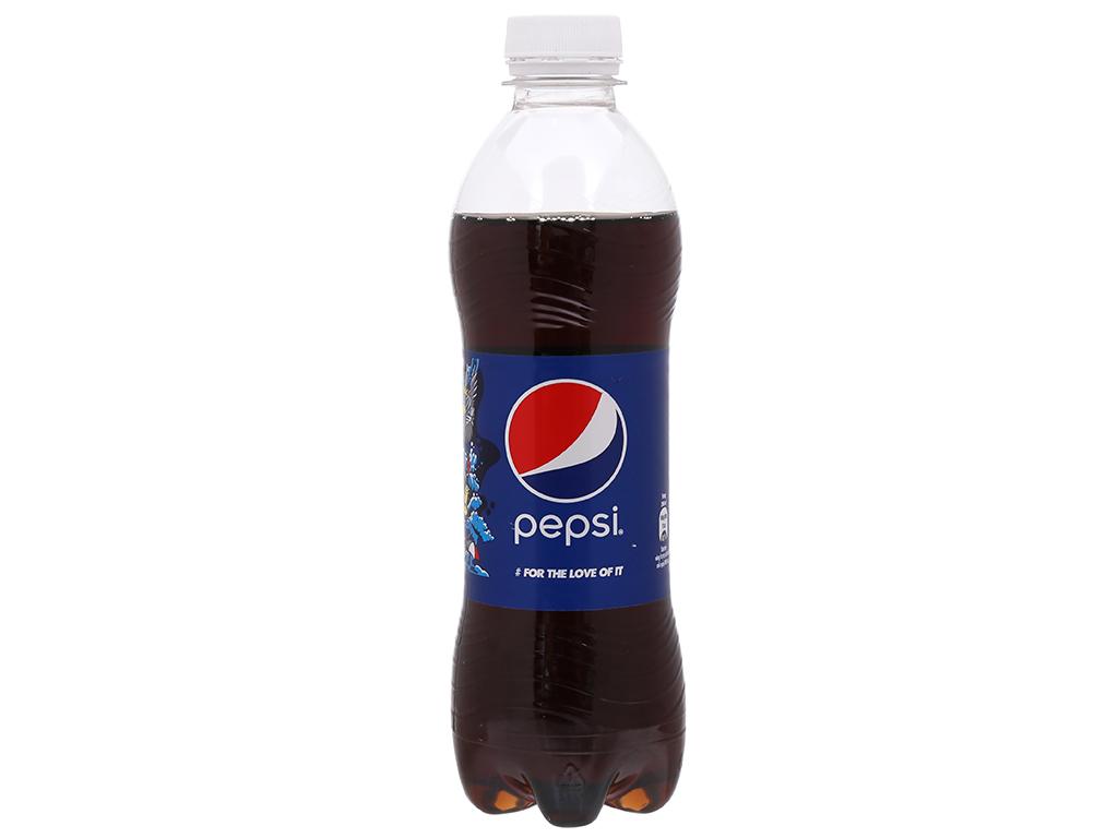 6 chai nước ngọt Pepsi Cola 390ml 11
