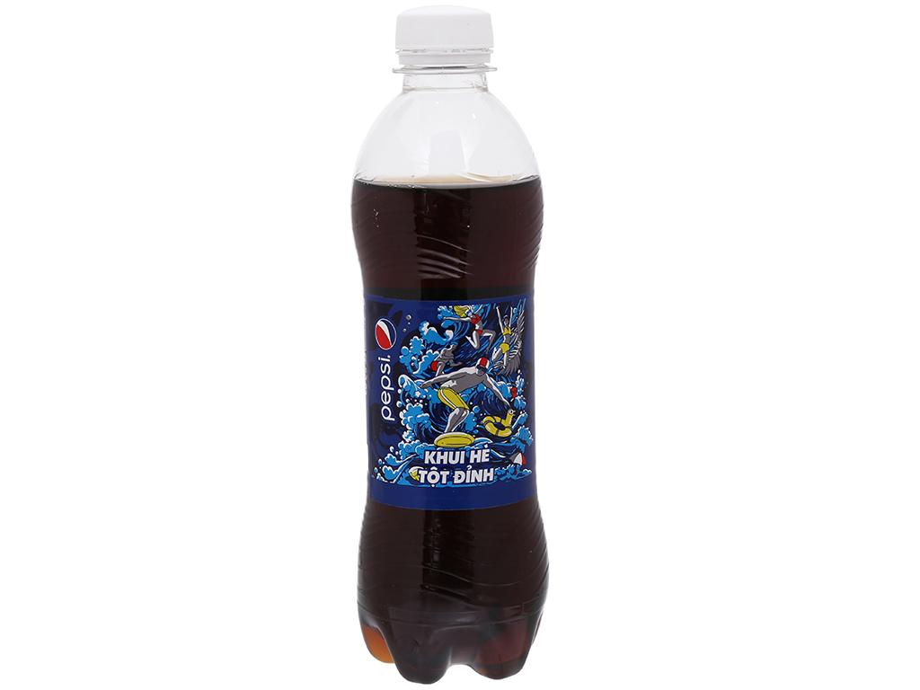 6 chai nước ngọt Pepsi Cola 390ml 12