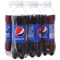 Nước ngọt Pepsi chai 390ml (6 chai)