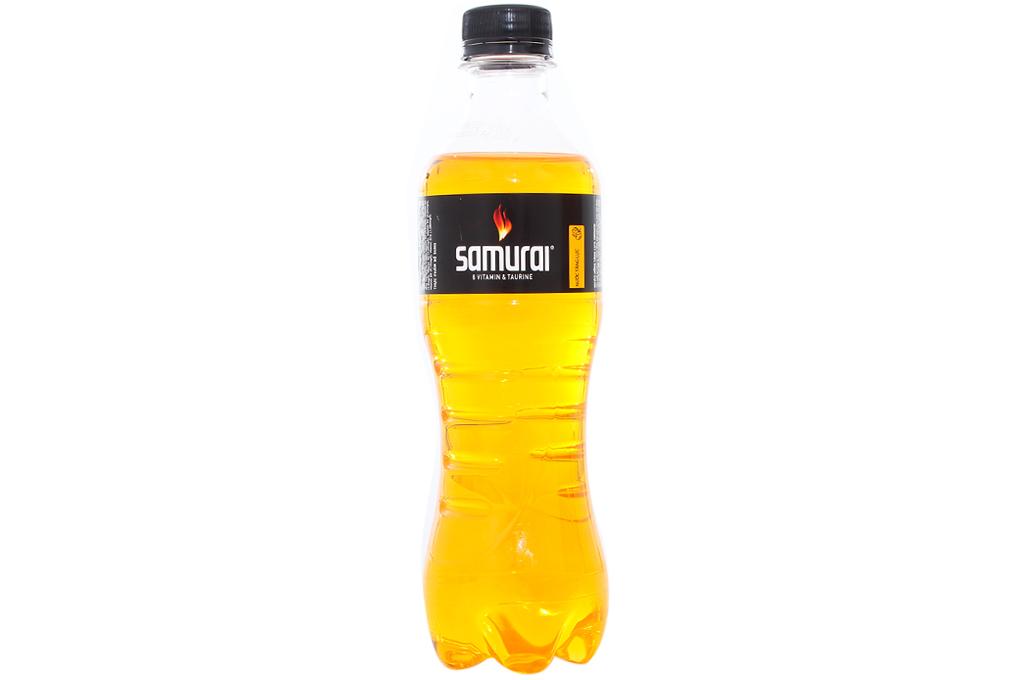 6 chai nước tăng lực Samurai 330ml 2