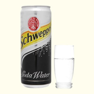 Soda Schweppes 330ml