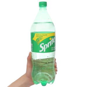 Nước ngọt Sprite vị chanh 1.5 lít