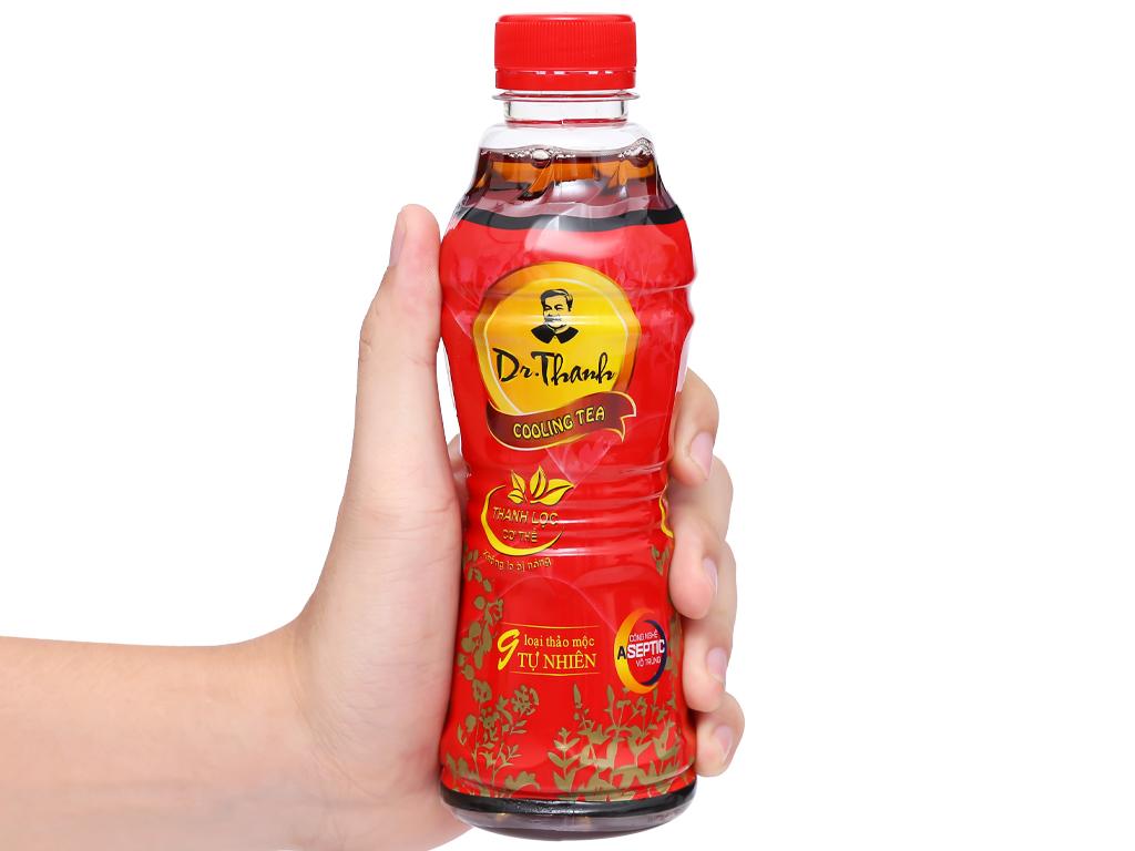 Trà thanh nhiệt Dr.Thanh 330ml 4