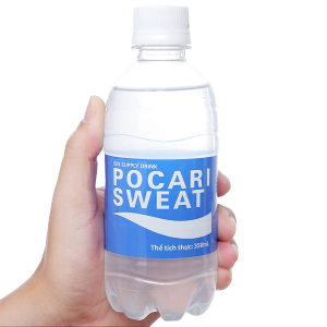 Nước khoáng i-on Pocari Sweat 350ml