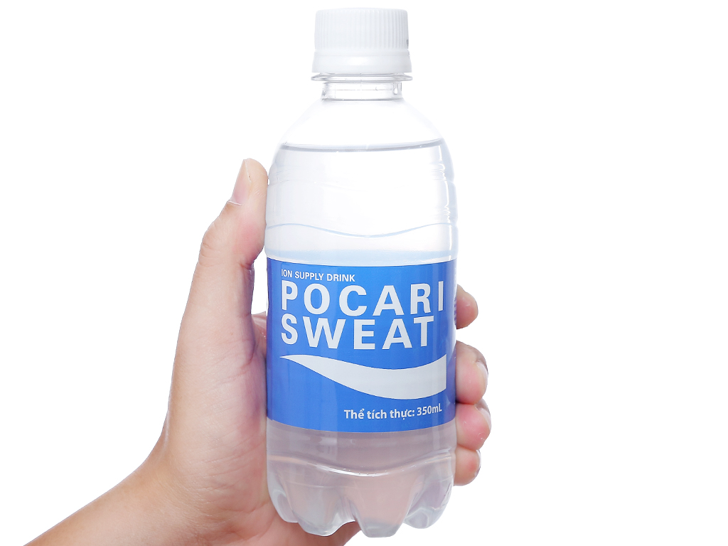 Nước khoáng i-on Pocari Sweat 350ml 3