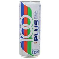 Nước ngọt có ga Isotonic 100Plus Original lon 325ml