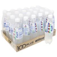 Thùng nước ngọt có ga Isotonic 100Plus Original chai 500ml (24 chai)