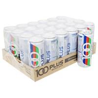 Thùng nước ngọt có ga Isotonic 100Plus Original lon 325ml (24 lon)