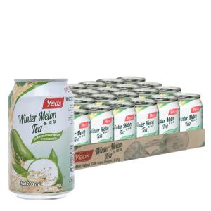Thùng 24 lon trà bí đao Yeo's 300ml