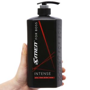 Sữa tắm nước hoa X-Men For Boss Intense 650g