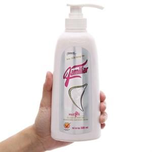 Sữa tắm Familiar Luxury sáng da 500ml