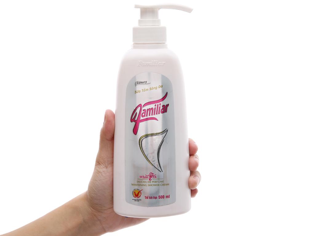 Sữa tắm dưỡng da Familiar Luxury 500ml 4