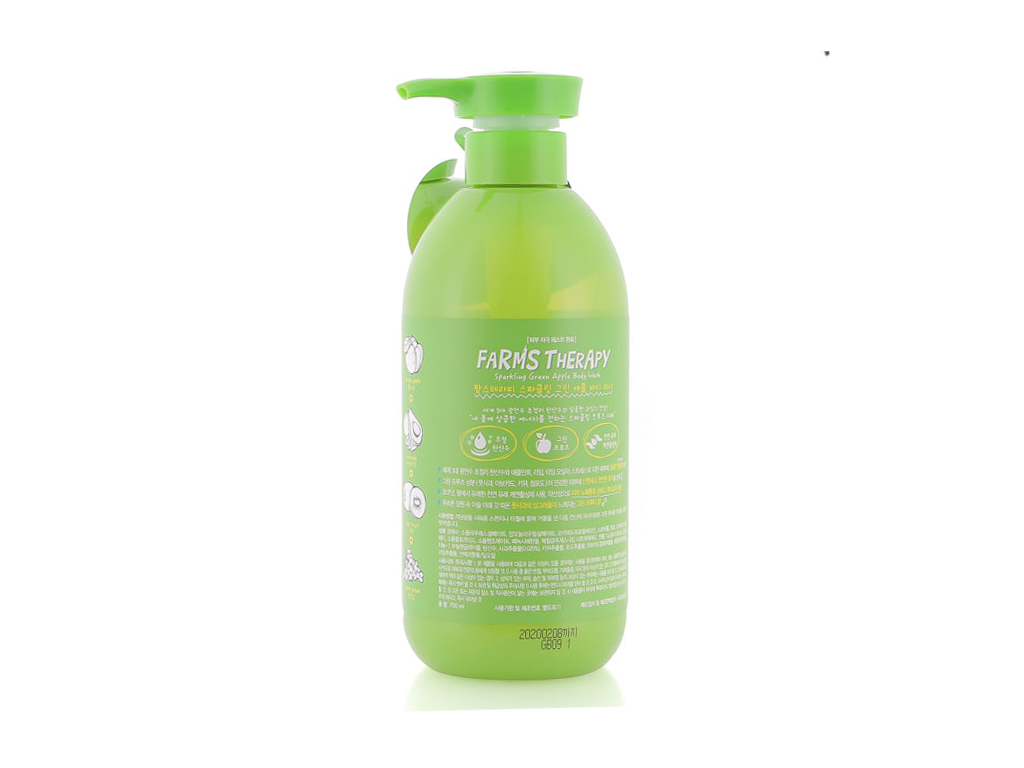 Sữa tắm Farms Therapy 700ml 1