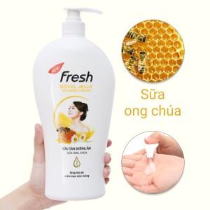 Sữa tắm dưỡng ẩm Fresh sữa ong chúa 1.2kg