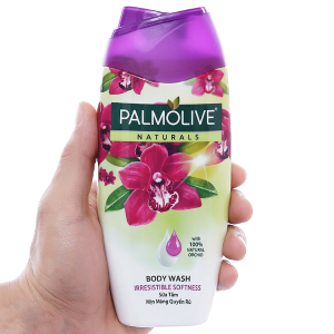 Sữa tắm Palmolive mịn màng quyến rũ hoa phong lan 200g