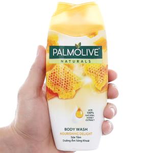 Sữa tắm Palmolive dưỡng ẩm sảng khoái mật ong 200g