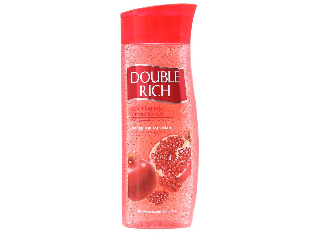 Sữa tắm Double Rich 420g 2
