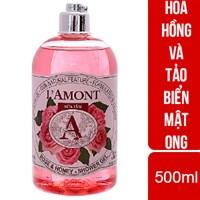 Sữa Tắm L'amont Rose Hương Hoa Hồng chai 500ml