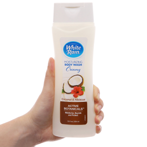 Sữa tắm White Rain dừa & hoa dâm bụt 354ml