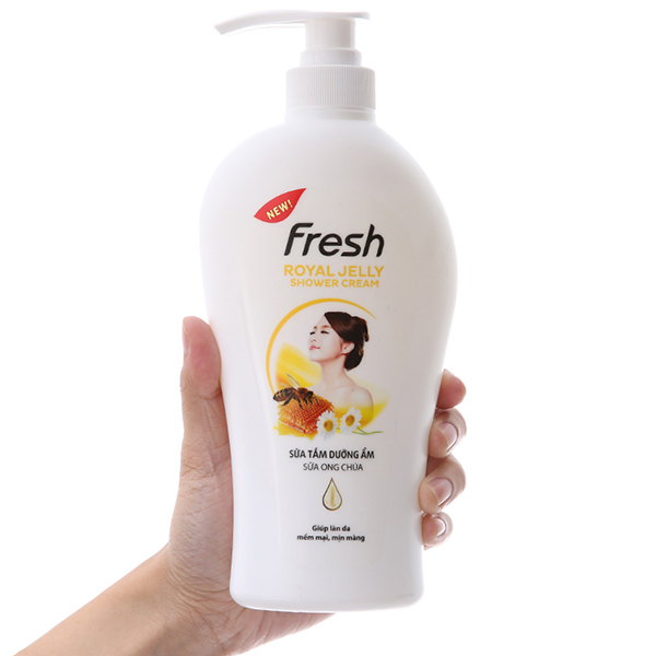 Sữa tắm Fresh 550g