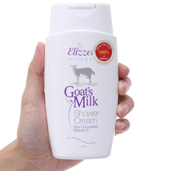 Sữa tắm Elizzer 250ml