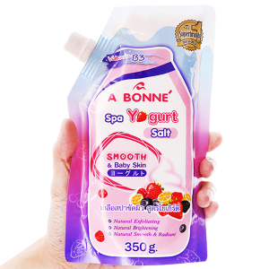 Muối sữa spa A Bonné Yogurt 350g