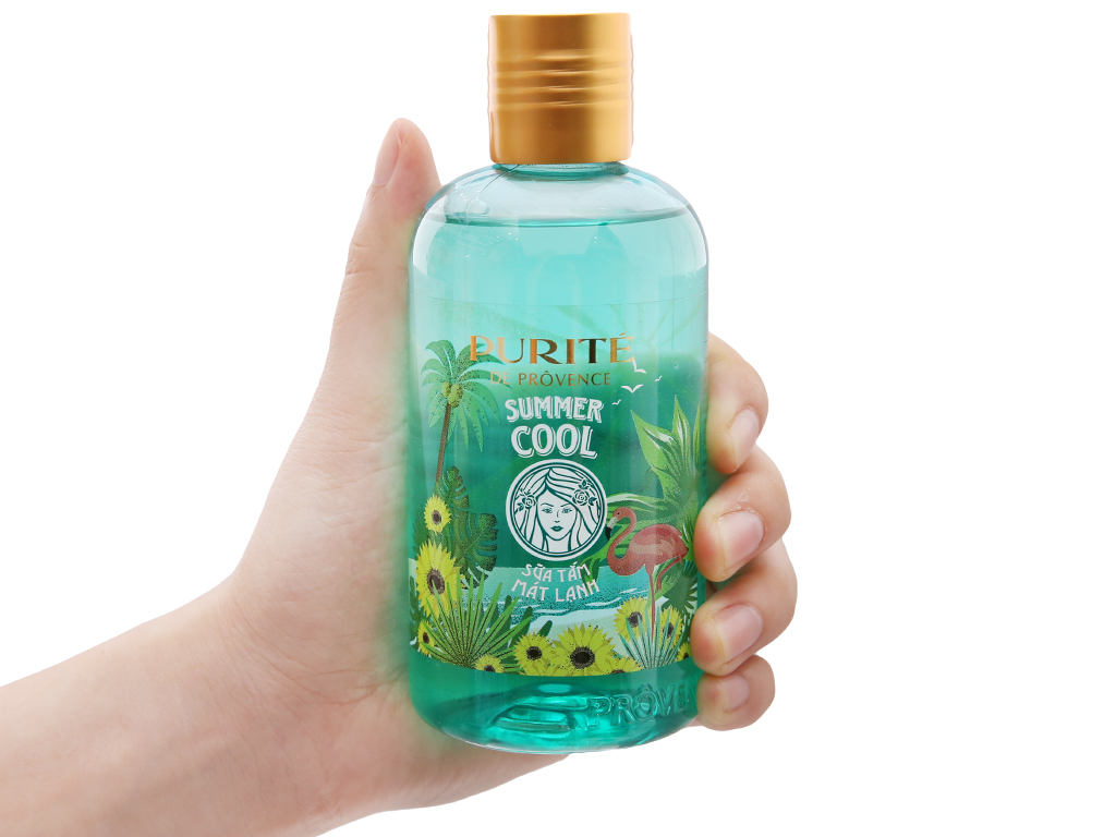 Sữa tắm Purité by Provence Summer Cool 250ml 4