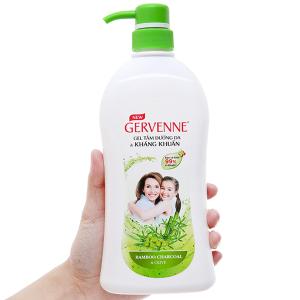 Gel tắm dưỡng da & kháng khuẩn Gervenne 450g