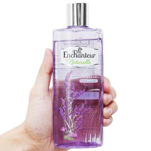 Gel tắm Enchanteur Naturelle hương Lavender 260g