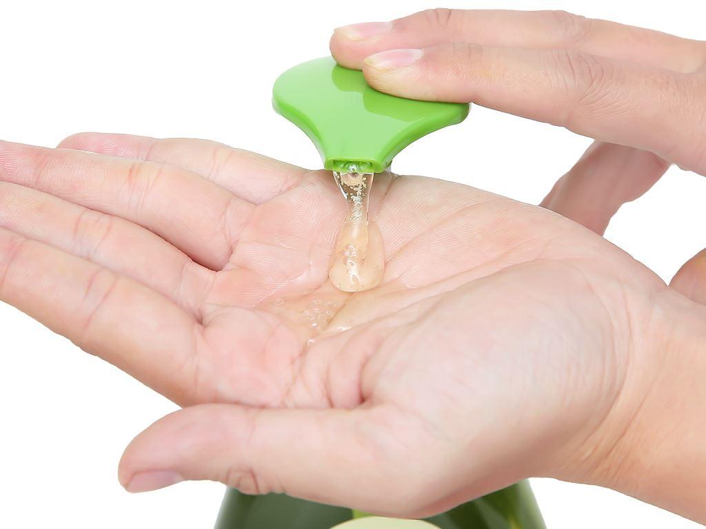 Sữa tắm ôliu Ôliv dưỡng ẩm mềm mịn 650ml 5