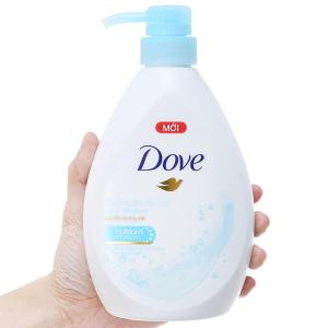 Sữa tắm dưỡng thể Dove dưỡng ẩm dịu mát 527ml