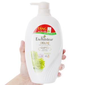 Sữa tắm nước hoa Enchanteur Deluxe Delightful 650g