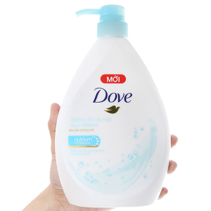 Sữa tắm dưỡng thể Dove dưỡng ẩm dịu mát 896ml