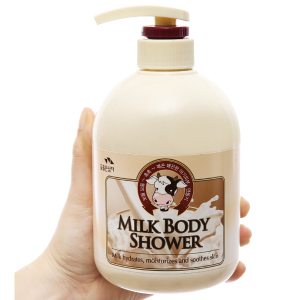 Sữa tắm tinh chất sữa Cosmocos 750ml
