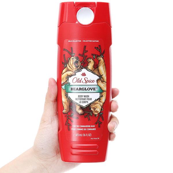 Sữa tắm Old Spice Bearglove 473ml