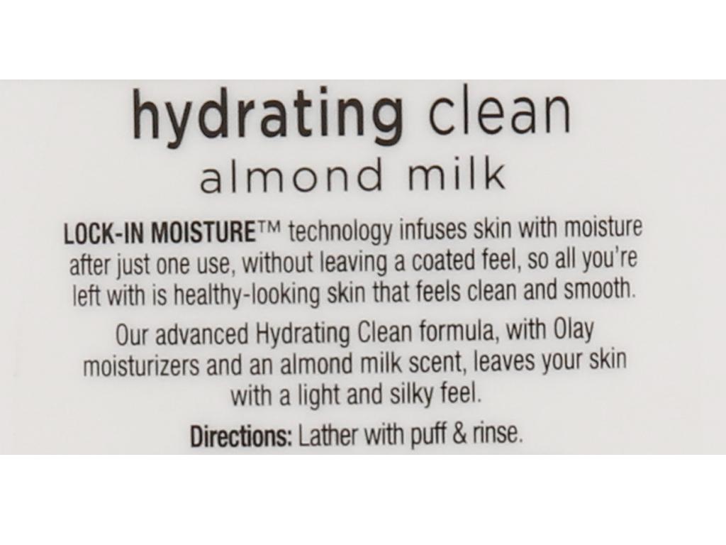 Sữa tắm Olay dưỡng ẩm hương hạnh nhân 650ml 6