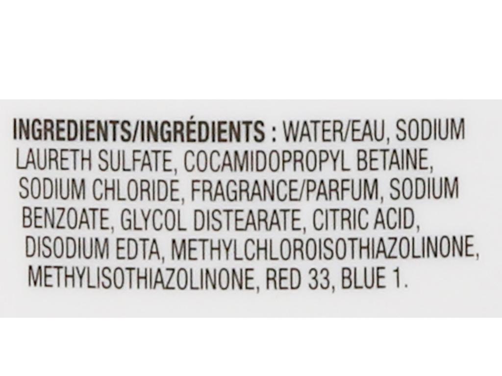 Sữa tắm Olay dưỡng ẩm hương hoa lan và quả lý chua lê 650ml 7