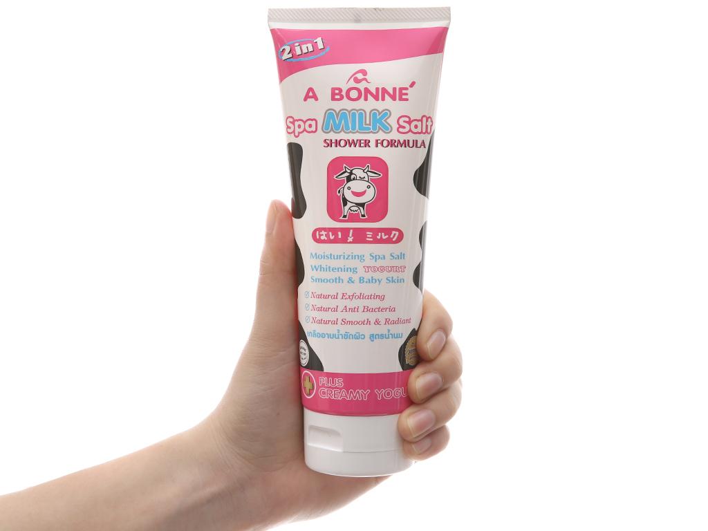 Muối tắm sữa spa A Bonné Formula 350g 4