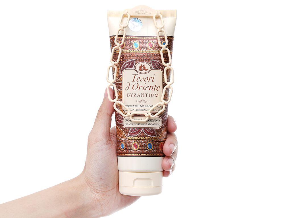 Sữa tắm nước hoa hy lạp cổ đại Tesori 250ml 4