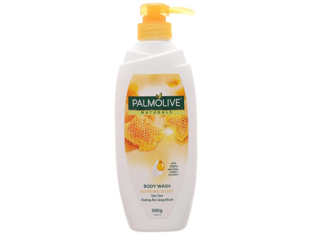 Sữa tắm Palmolive 500g 2